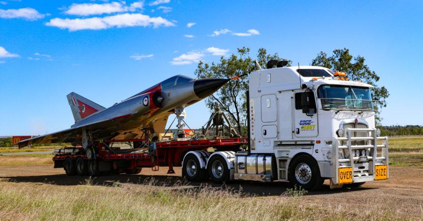 Top Gun jet