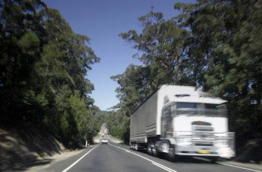 truckies get louder voice