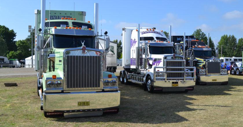 dane ballinger truck show