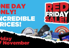 Red Friday sale