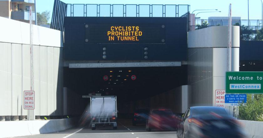 Westconnex-tunnel