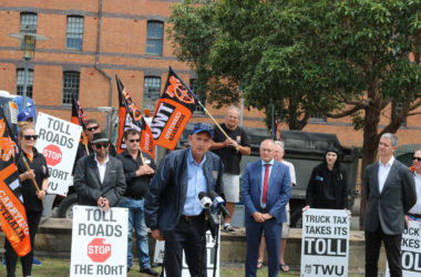 northconnex protest