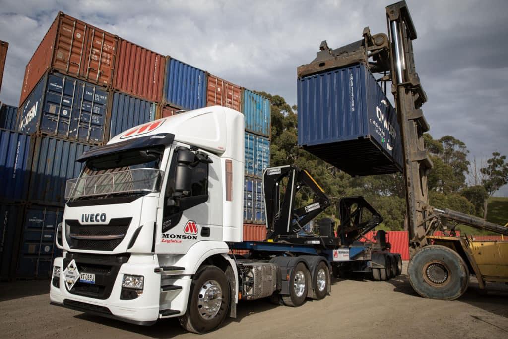 Monson Logistics - Iveco