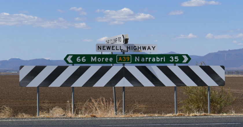 Newell-Highway