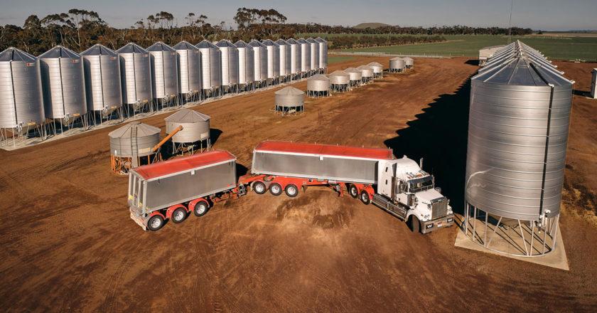 bulk haulage vehicles