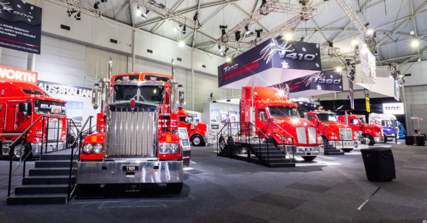 truck show