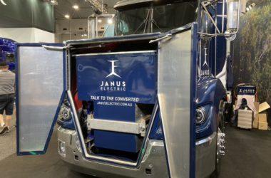 Lex Forsyth-Janus-battery